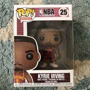 Funko POP Sports NBA Kyrie Irving #25 Vinyl Fig.